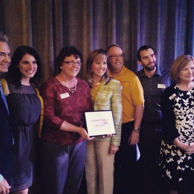 Asheville Signarama Team Receives Award