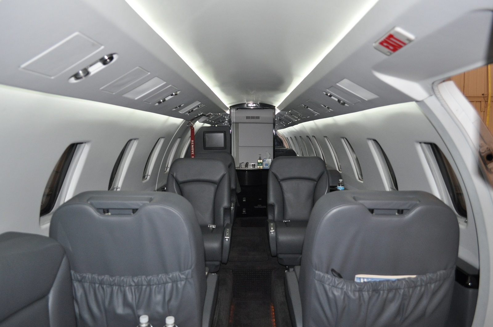 Spirit Aeronautics Delivers Stunning Aircraft Carbon Fiber Accented Interior Spirit