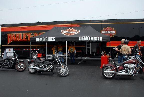 Hal's Harley-Davidson, New Berlin, WI Announces Free 2015 Demo Test