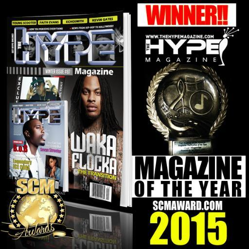 Winner - Magazine of the Year 2015 SCM Awards