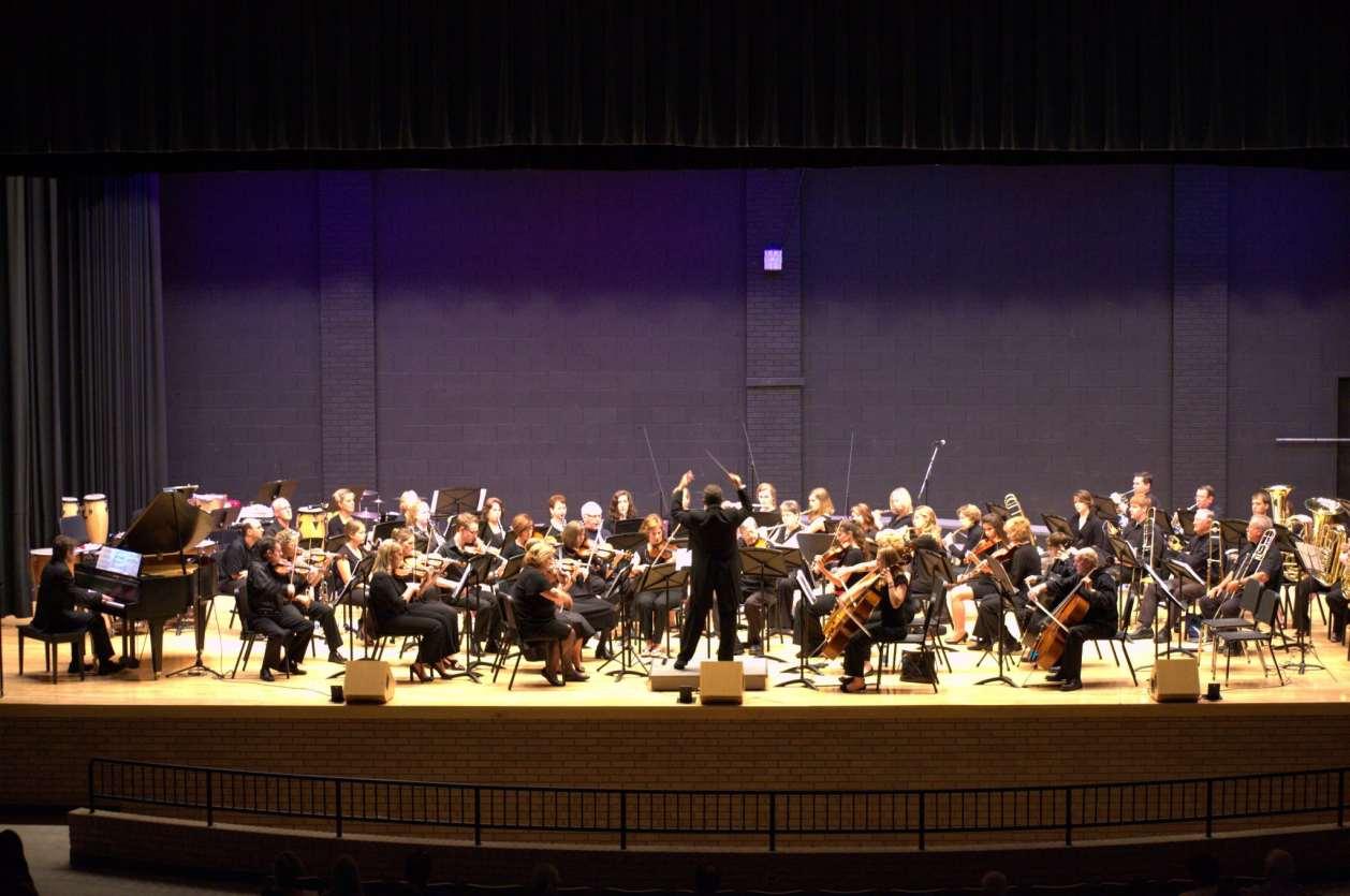 Lake Norman Orchestra - Eduardo M. Cedeno, Conductor