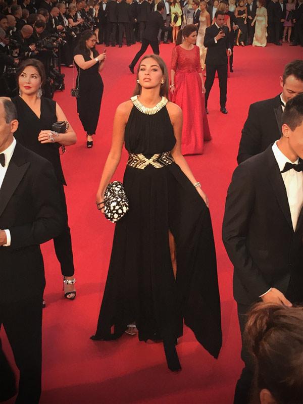 Grete Raudyte - Cannes Film Festival