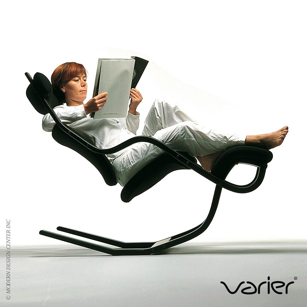 Gravity Balans Chair Designed By Peter Opsvik For Varier
