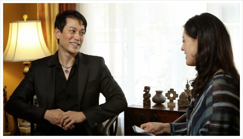 Dana Tai Soon Burgess interviewed by Laura MacDonald for Arirang TV