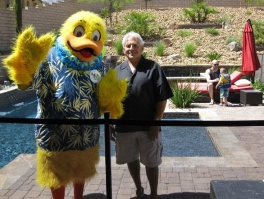 Duckie and Joseph Vassallo share ABCD's of Water Safety in PSA