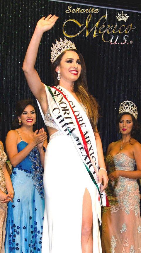 Gemma Kassandra Mendoza - Señorita Mexico U.S. 2015
