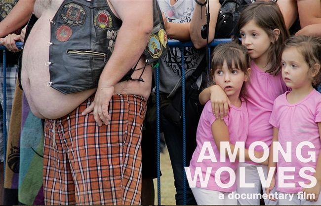 AMONG WOLVES Documentary Film ©JohnConvey