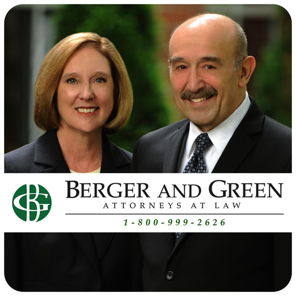 Berger and Green, The Injury and Disability Lawyers