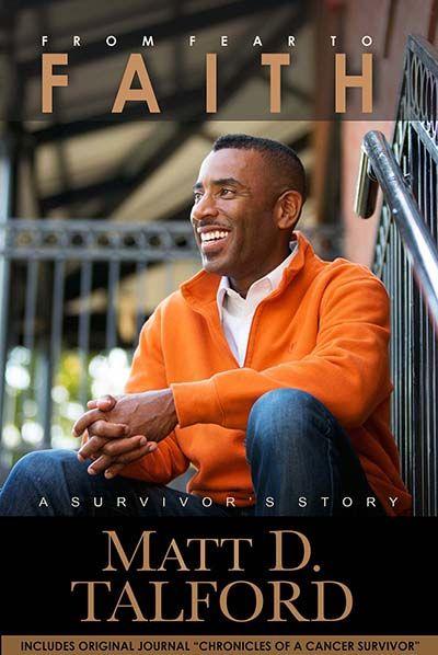 From Fear To Faith: A Survivor's Story (Cover)
