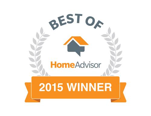 2015 Best of HomeAdvisor