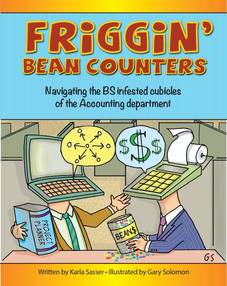 Friggin Beancounters cover art