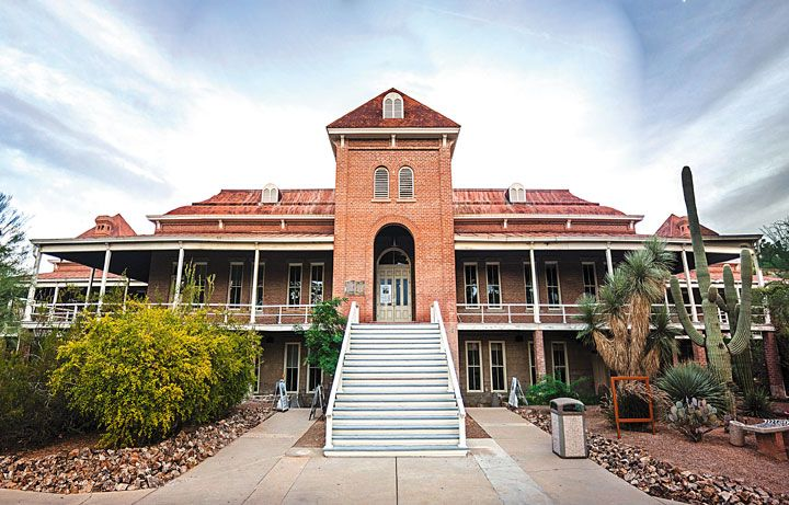 University of Arizona Old Main Rehabilitation Project, Tucson, Grand Award