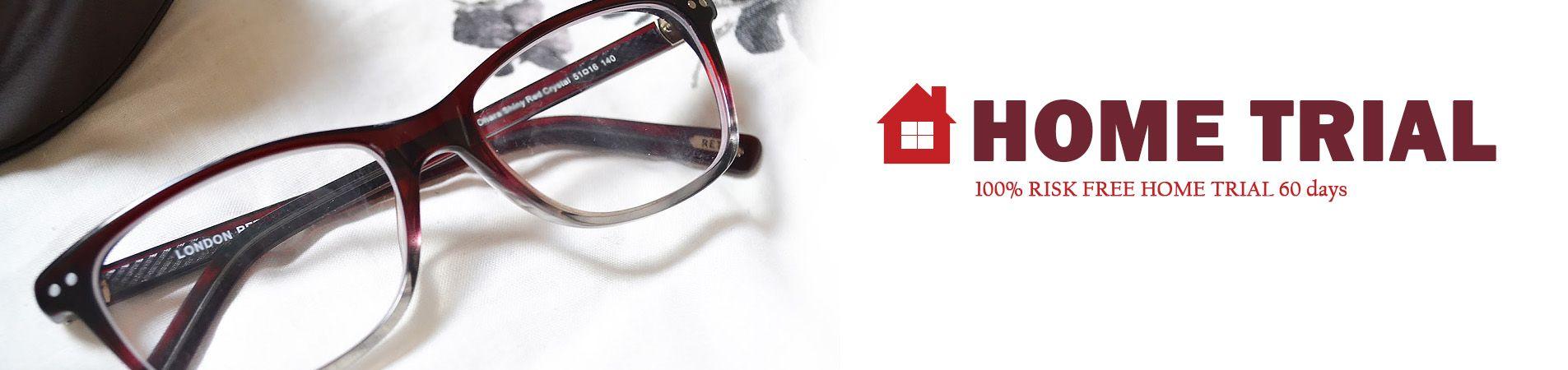GlobalEyeglasses.com Launches Revolutionary Home Trial ...