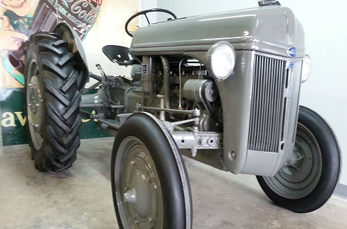 1944 ford 2n tractor value