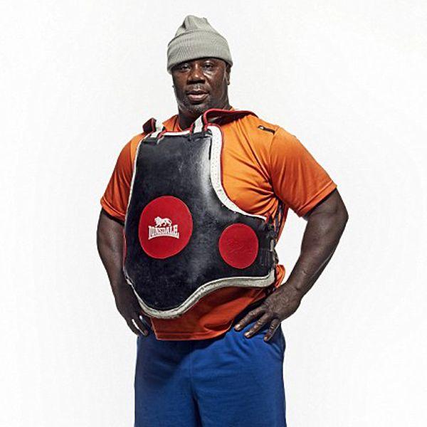 Nate Jones - co-trainer for Floyd Mayweather, Jr.