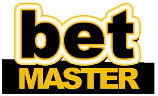 Logo bet master transparente