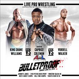 AML Wrestling June 28