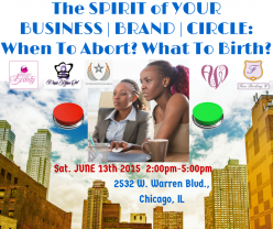 """The Spirit Of Your Business 