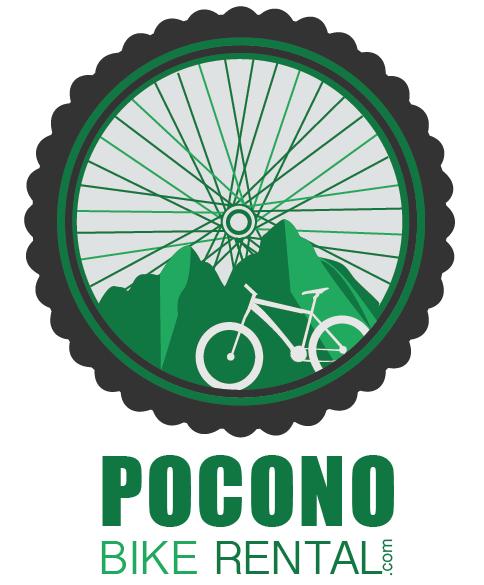 Pocono Bike Rental Logo