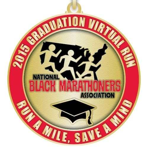2015 Nat Run Day Graduation Medal