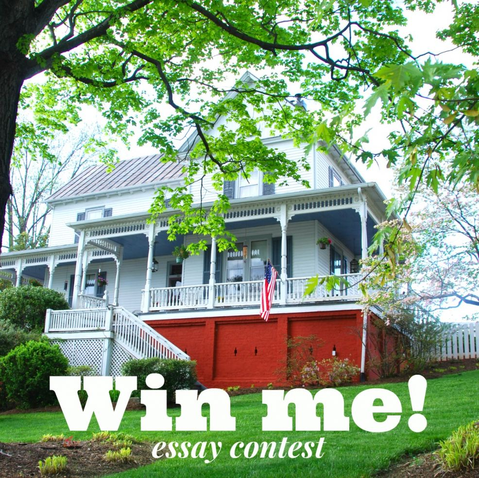 Essay to win a house
