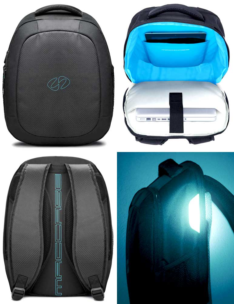MacCase Universal Laptop + Tablet Backpack