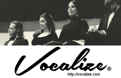 Vocalize is the world's first social network for singers.