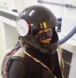 Tinoco's God Helmet