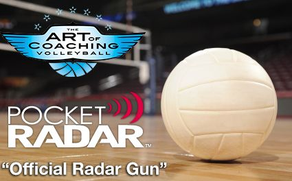 Pocket Radar | Art of Coaching Volleyball | 2015