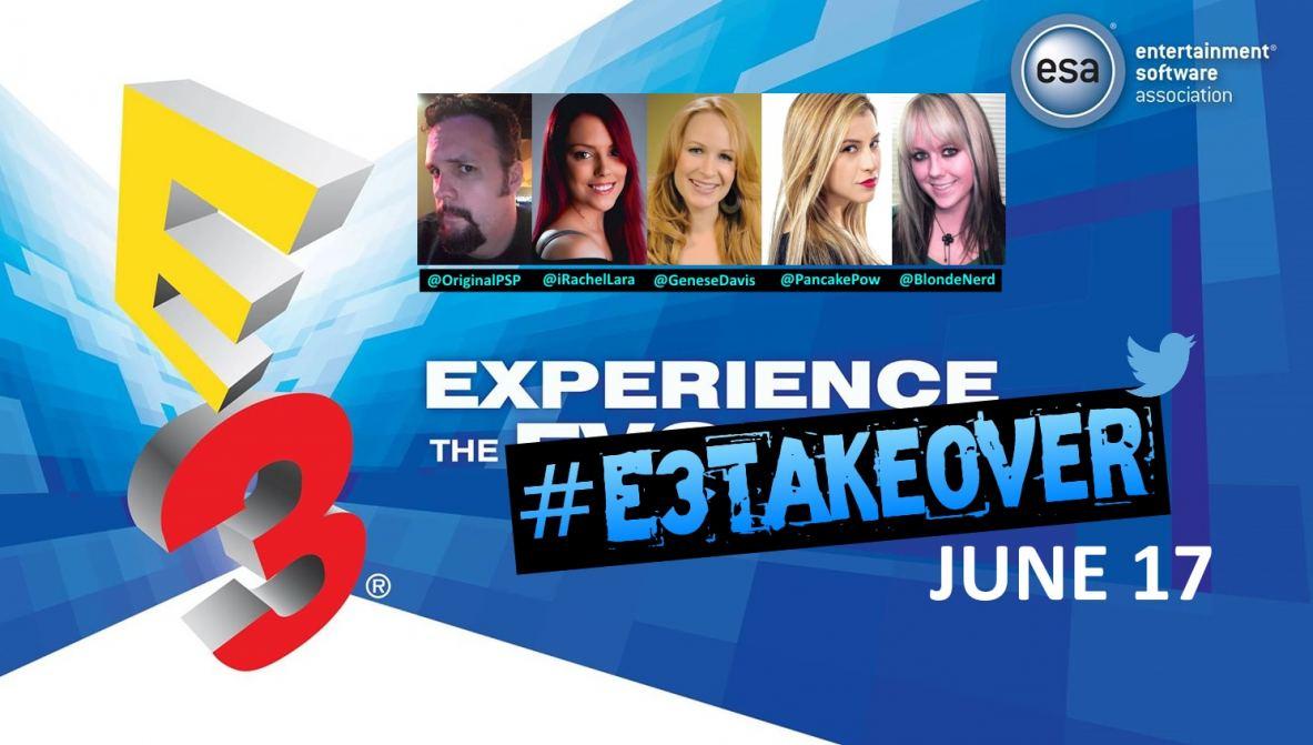 #E3Takeover