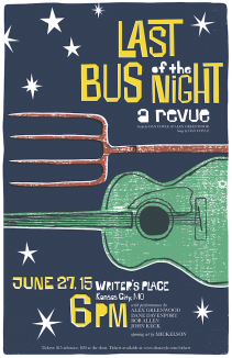 The Last Bus of the Night: A Revue
