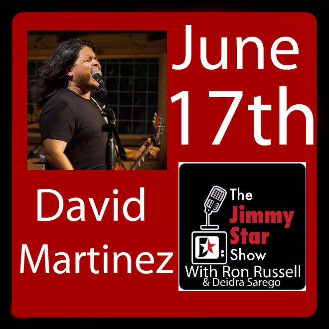 David Martinez on The Jimmy Star Show