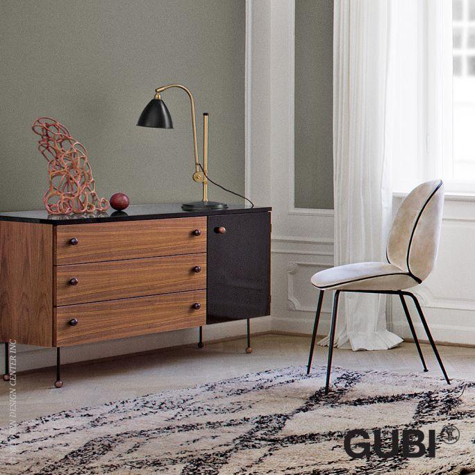 Gubi Bestlite Bl1 Table Lamp Designed By Robert Dudley Best