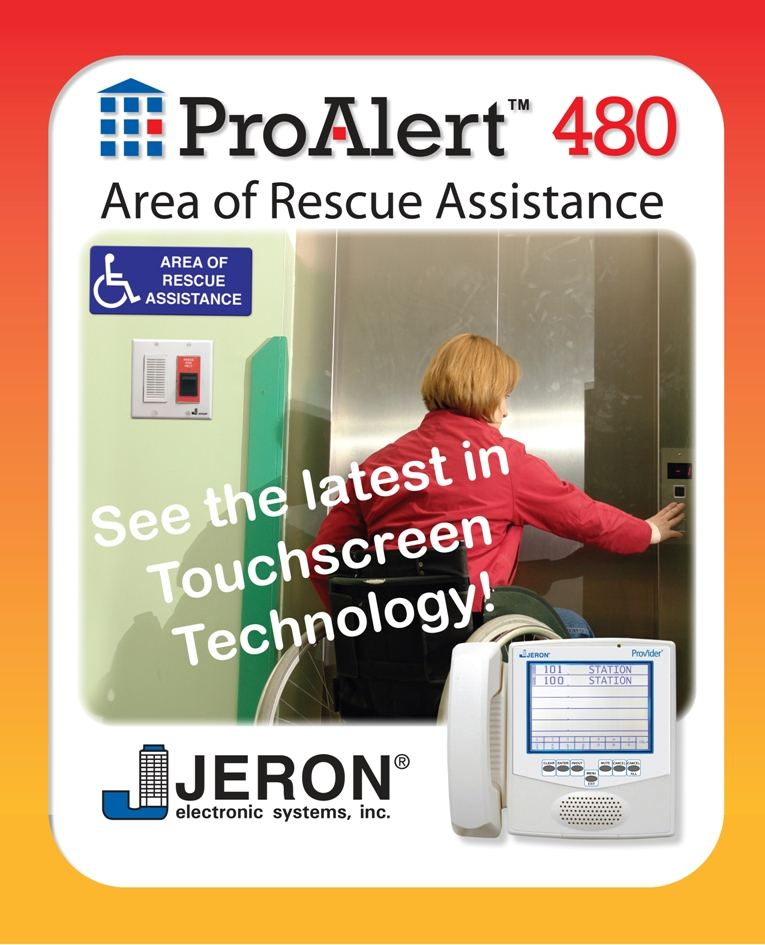 Pro-Alert 480 Area of Rescue System