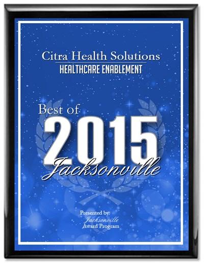 Healthcare Enablement Award - Jacksonville