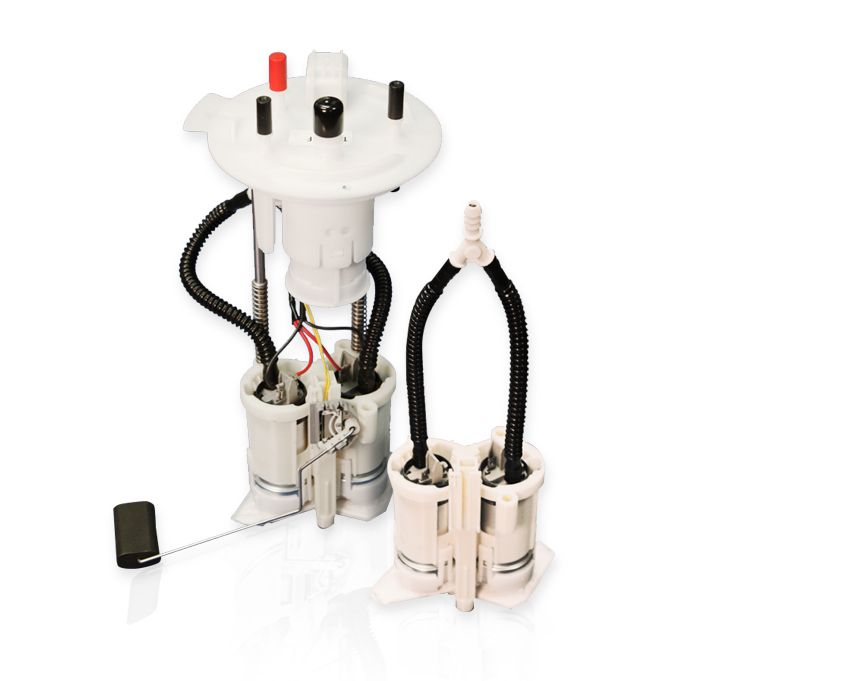TI Automotive Introduces Dual Fuel Pump Kits for High HP Engines (Ford truck)