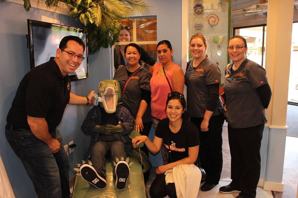 Crocodile Clinic- Bernstein Orthodontics