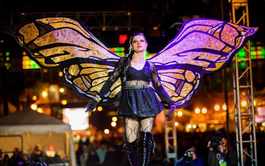 HighBall is the nation's fiercest costume party.