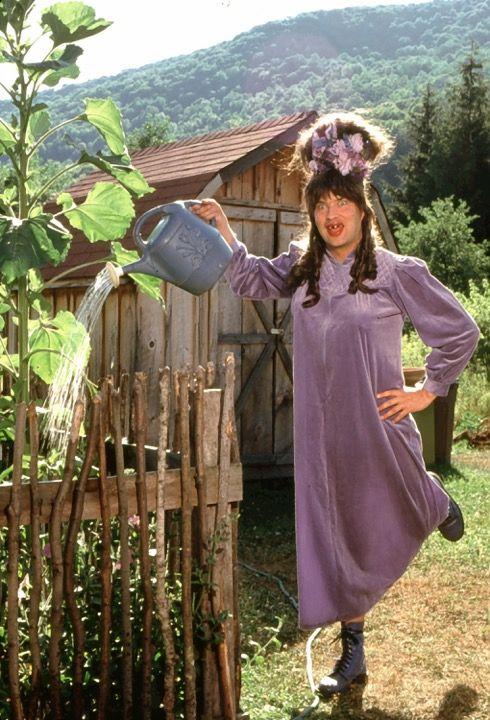 Performing Artist - Ken Bullock - Appears as the Ragu Mountain Woman