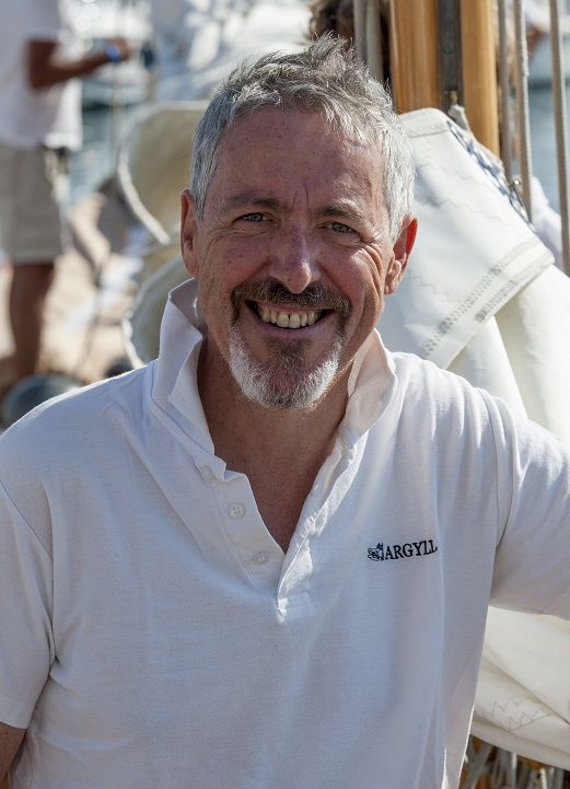 Griff Rhys-Jones supports Oyster Boat Terror small