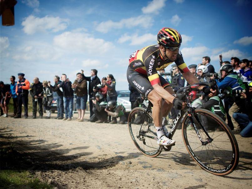 Jens Debusschere, Lotto-Soudal Cycling Team Paris-Roubaix 2015