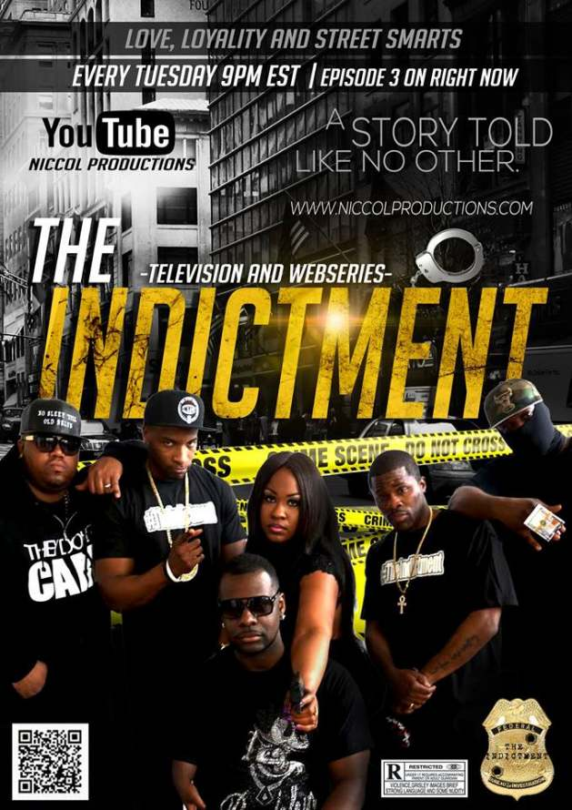 The Indictment Official Poster