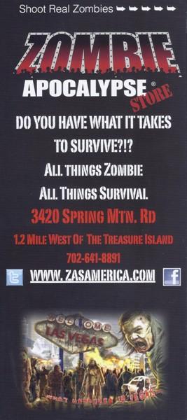 tripadvisor u00ae presents zombie apocalypse store u00ae with 2015