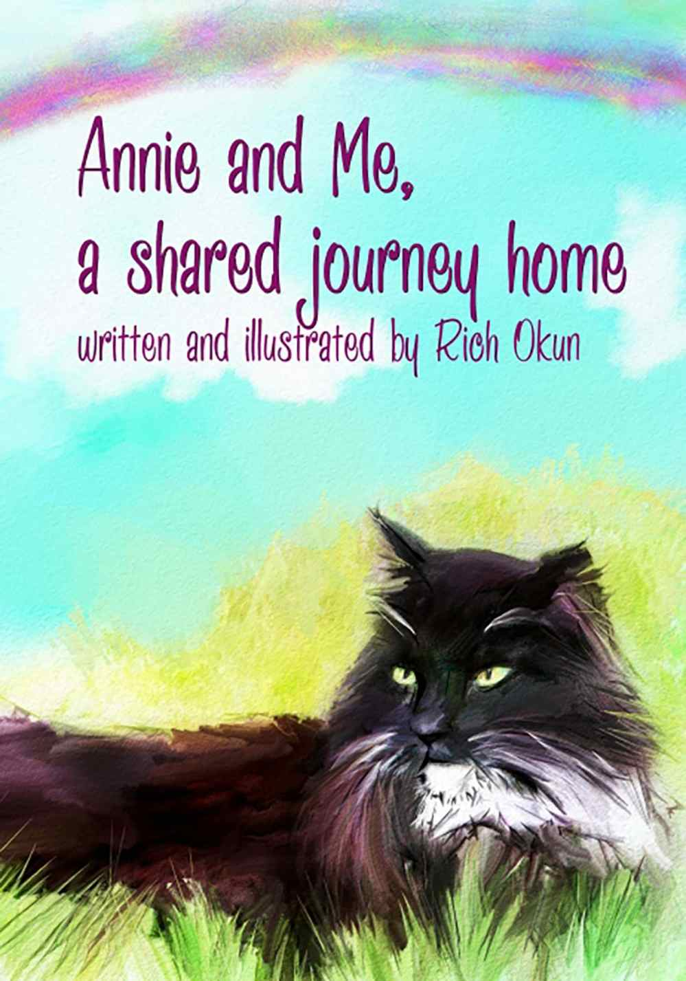 Annie and Me Cover front
