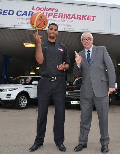 Lookers Used Car Supermarket Recruits From Basketball