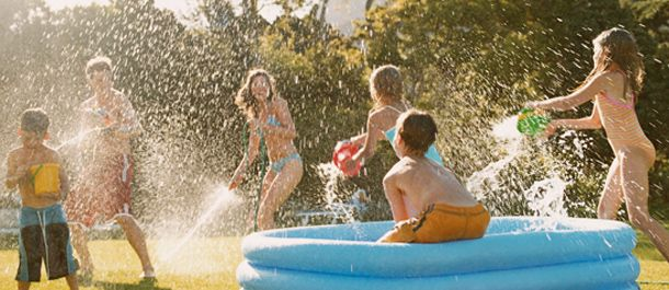 Summer Fun Energy Savings