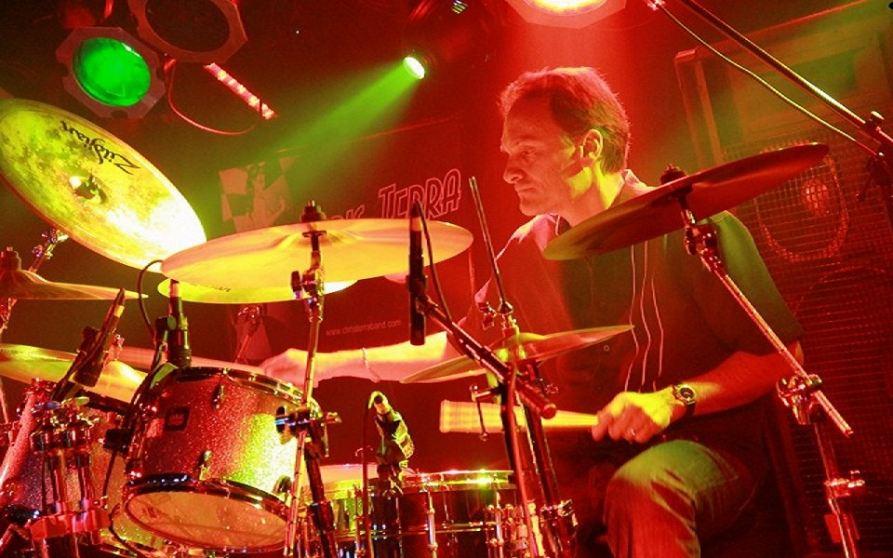 Composer/drummer Bob Holz