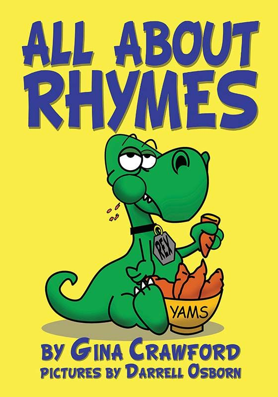 All about Rhymes cover front 2