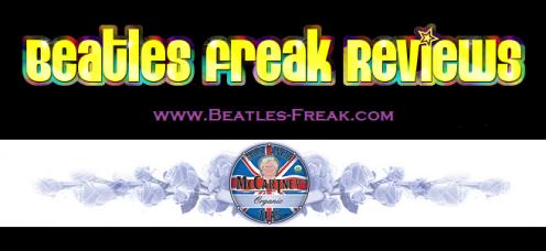 Beatles Freak Reviews taste tests Mrs. Angie McCartney's Teas