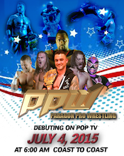 Paragon Pro Wrestling Debut